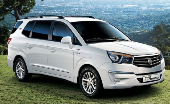 Ssangyong Korando Turismo 11 Seater Mpv May Come To India