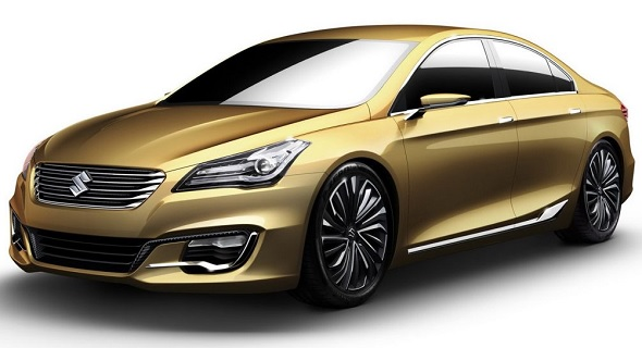 Maruti Suzuki Ciaz/AuthenticS Concept Sedan photo