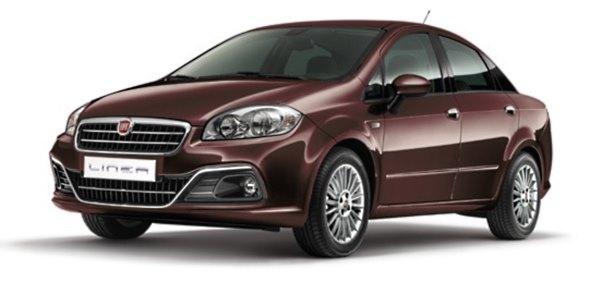 2014 Fiat Linea Facelift Pic