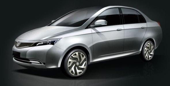 Tata Manza Hybrid used as an illustration pic