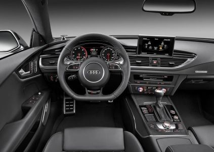 2014 Audi RS7 Sports Coupe 5