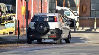 2014 Fiat Punto Cross Spyshot 4