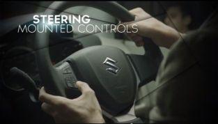2014 Maruti Celerio Steering Mounted Audio Controls