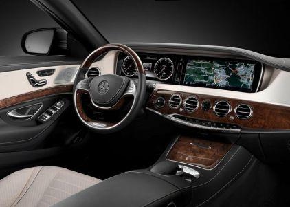 2014 Mercedes Benz S-Class Luxury Saloon 11
