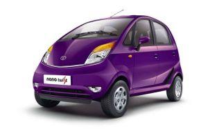 2014 Tata Nano Twist 2
