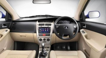 2014 Tata Vista Tech Hatchback 2