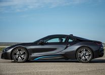 2015 BMW i8 Hybrid Super Car 1