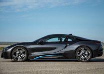 2015 BMW i8 Hybrid Super Car 1