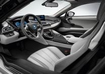 2015 BMW i8 Hybrid Super Car 5