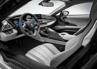 2015 BMW i8 Hybrid Super Car 5
