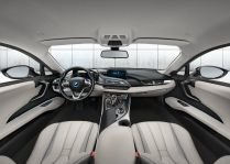 2015 BMW i8 Hybrid Super Car 8