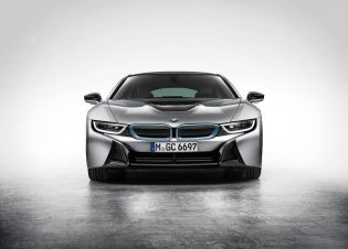 2015 BMW i8 Hybrid Super Car 9