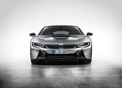 2015 BMW i8 Hybrid Super Car 9