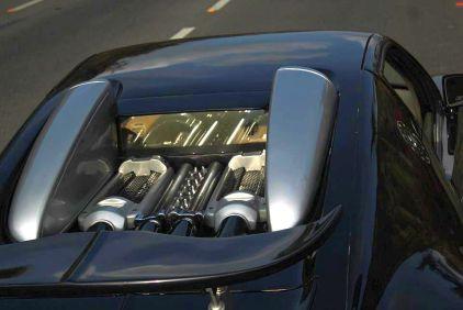 Bugatti Veyron Replica from Maruti Esteem 12