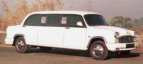 Buy Used Limousine Car In India