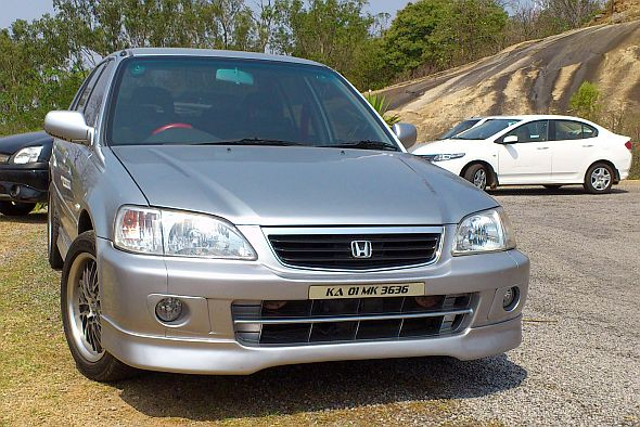 Honda City Sedan Image