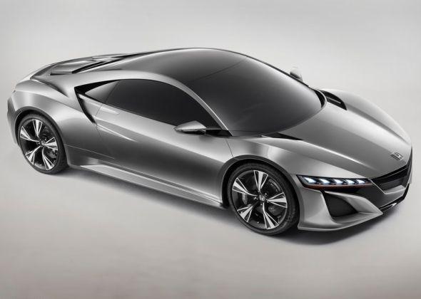 Honda NSX Sportscar Concept Pic