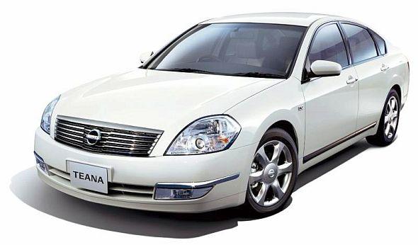 Nissan Teana Photo
