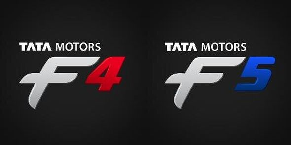 Tata Motors Falcon Car Model Logos Image