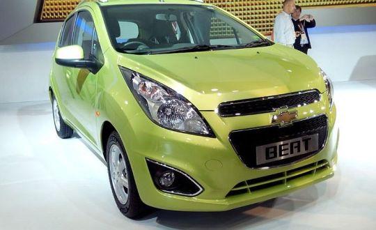 2014 Chevrolet Beat Facelift Photo