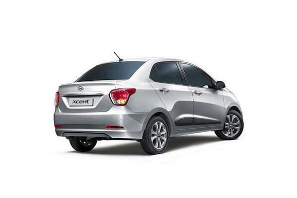 Hyundai Xcent Compact Sedan Picture