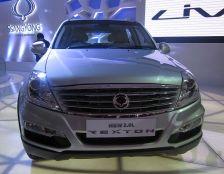 2014 Mahindra Ssangyong Rexton 2.0 Diesel SUV 3