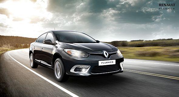 Renault Fluence Facelift Photo