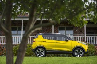 Chevrolet Adra Compact SUV Concept 2