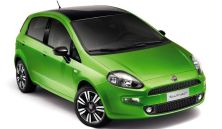 Fiat Punto Facelift 1