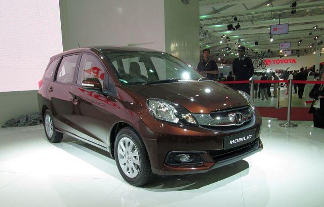 Honda Mobilio MPV Pic