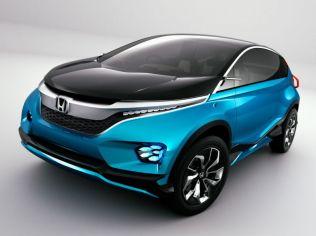 Honda Vision XS-1 Concept 1