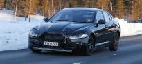 Jaguar XS Luxury Sedan Spyshot Featured