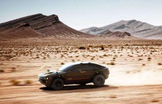 Mahindra Komodo SUV Concept 5