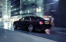 Rolls Royce Ghost V Specification Rear