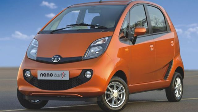Tata Nano Active Twist Concept, the basis of the facelift pic