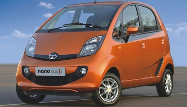 Tata Nano Featured