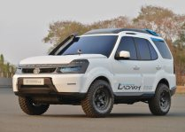 Tata Safari Storme Ladakh SUV Concept 1