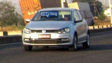 Volkswagen Polo Facelift Spyshot 2