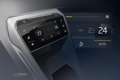 Volkswagen T-ROC SUV Concept 9