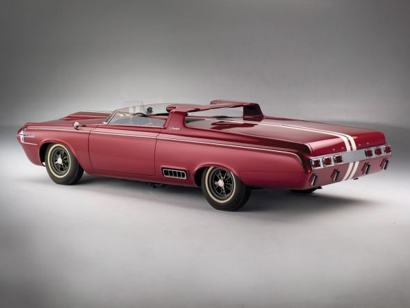 1964 Dodge Charger Roadster Concept Pic