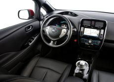 2014 Nissan Leaf Electric Car 2