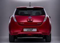 2014 Nissan Leaf Electric Car 6