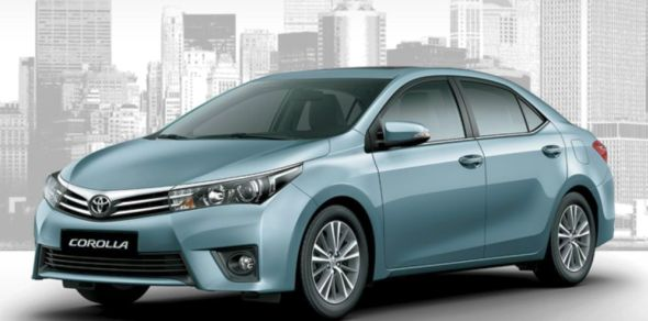 11th Generation Toyota Corolla Altis Image