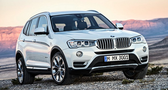 BMW X5 used as an illustration pic