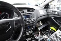 2015 Hyundai i20 Hatchback Spyshot 6
