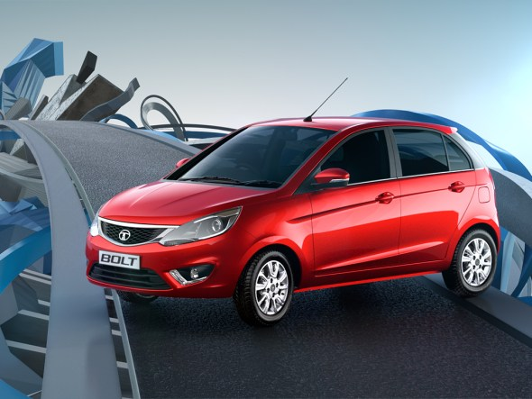 2014 Tata Bolt B+ Segment Hatchback Photo