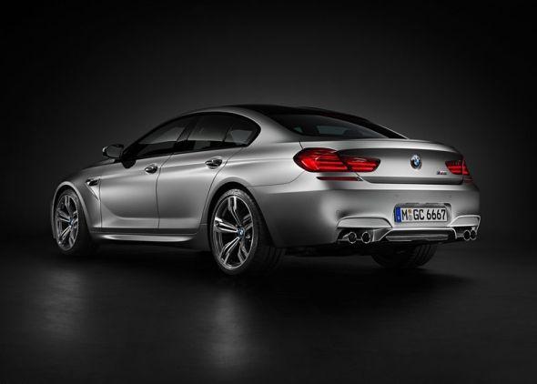 2014 BMW M6 Gran Coupe 1