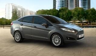 2014 Ford Fiesta Facelift Sedan 14