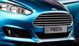 2014 Ford Fiesta Facelift Sedan 6