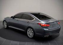 2015 Hyundai Genesis Luxury Sedan 1